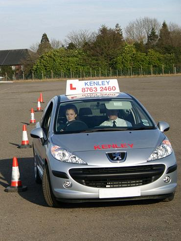 Kenley School of Motoring has exclusive access to a ...